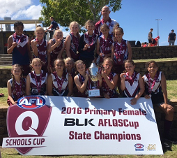 2016 AFL State Champions